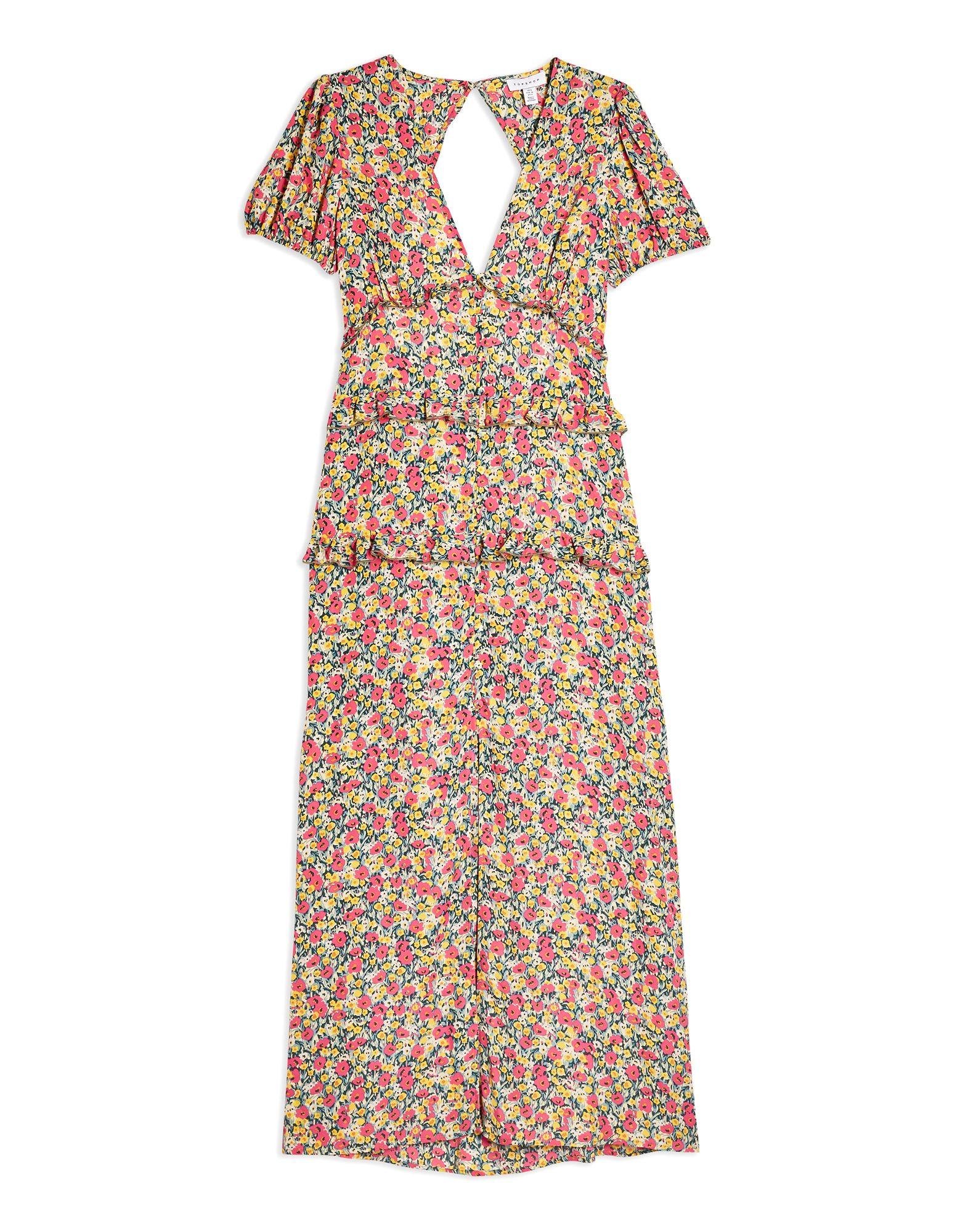 TOPSHOP Длинное платье