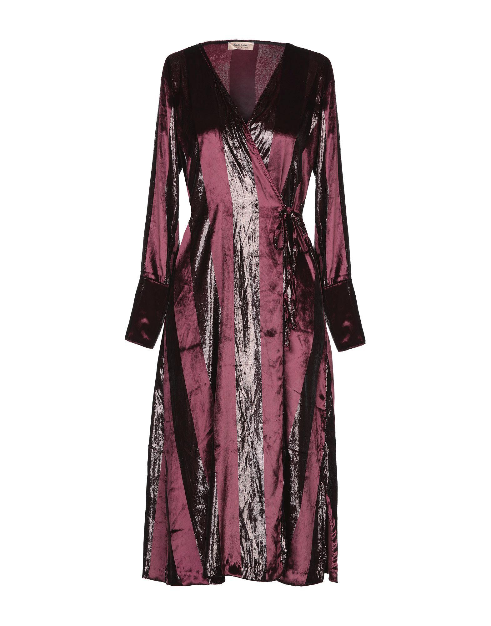 BLACK CORAL Платье длиной 3/4
