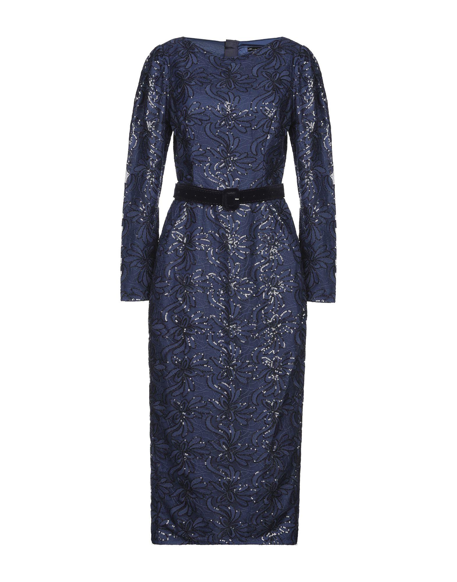 ISABEL GARCIA Платье длиной 3/4 фото