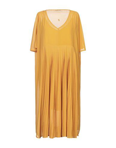 Купить Платье до колена от 5PREVIEW цвет охра