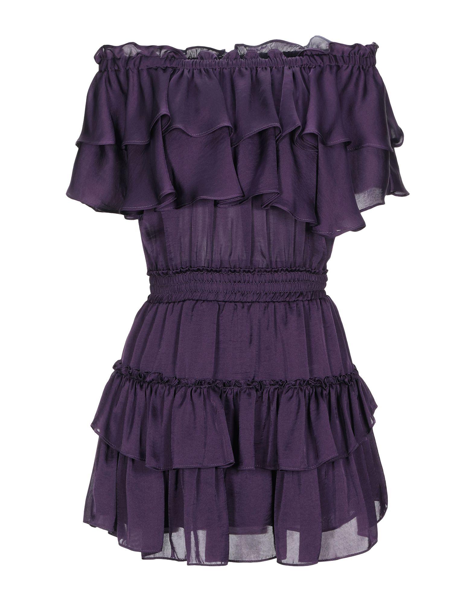 MISA Los Angeles Короткое платье худи print bar los angeles