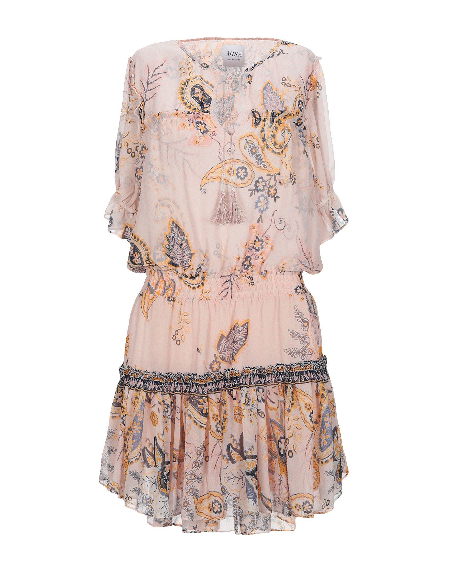 MISA Los Angeles Короткое платье платье marciano los angeles marciano los angeles ma176ewcfor2