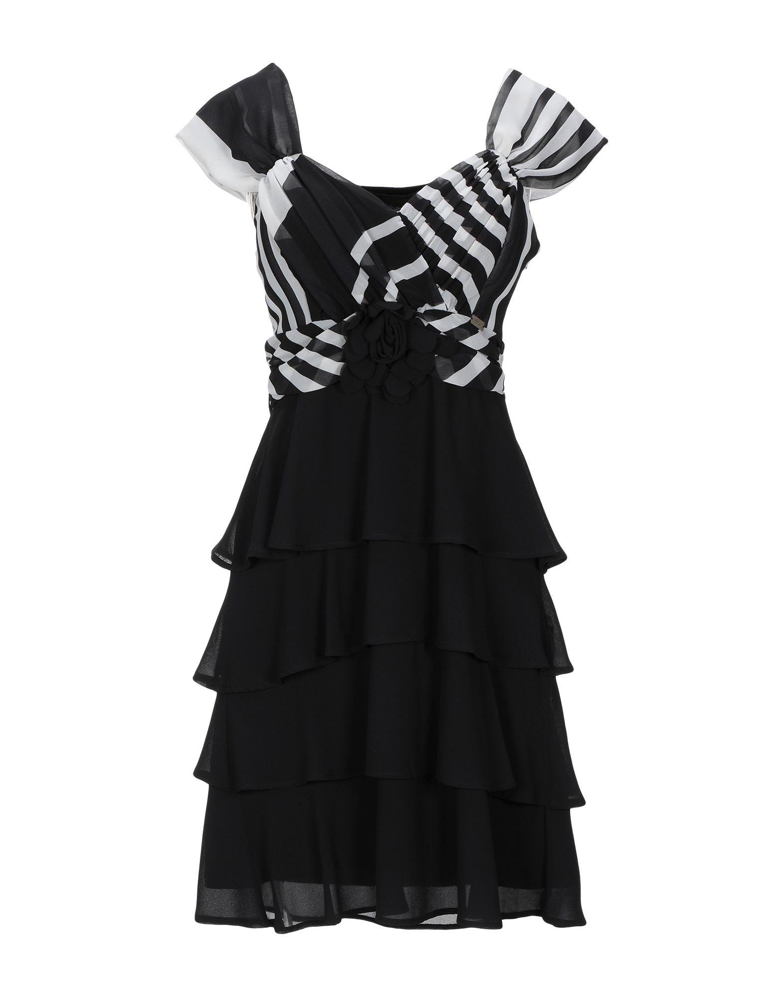 GLAM BY BABYLON Короткое платье