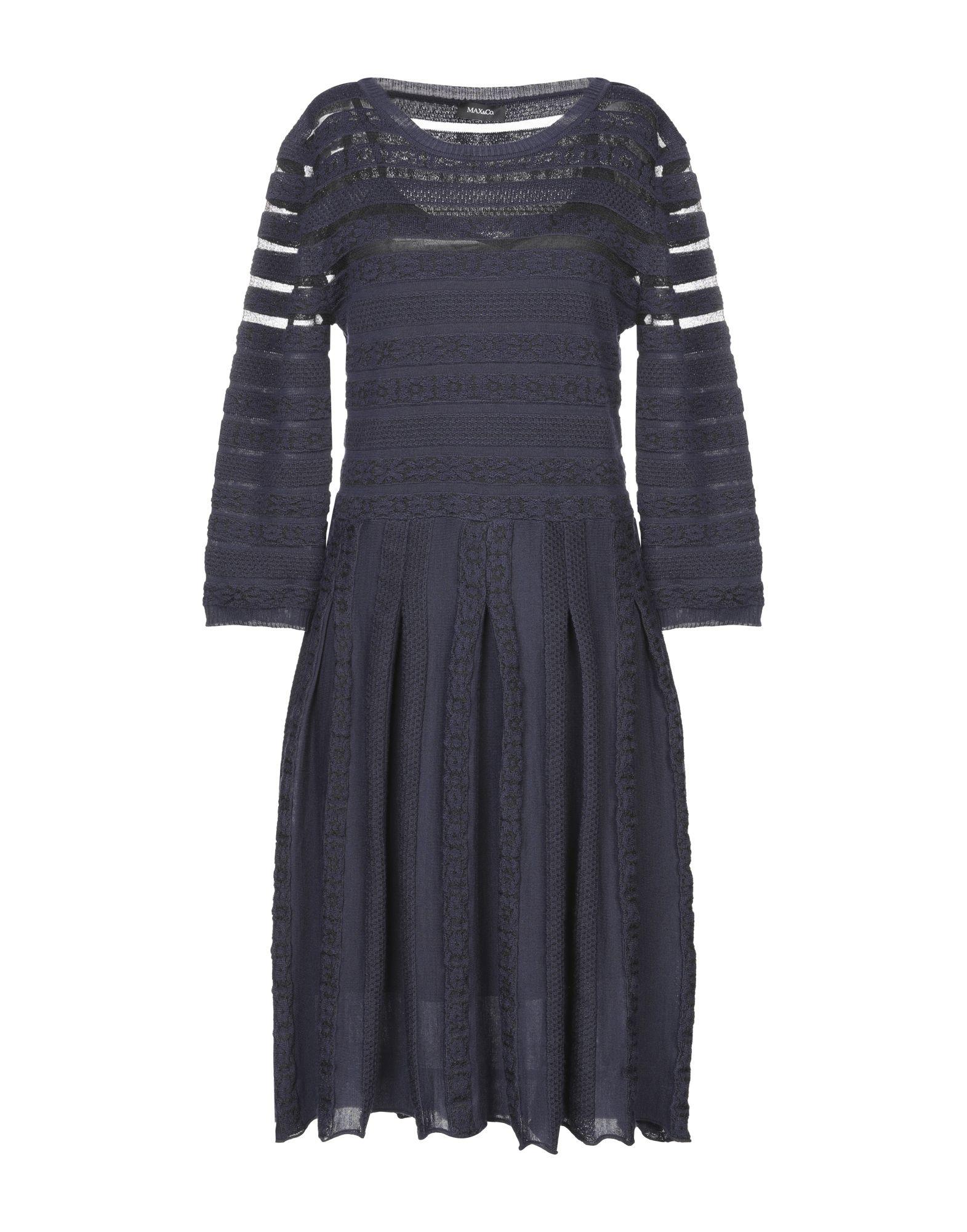 MAX & CO. Платье до колена цена