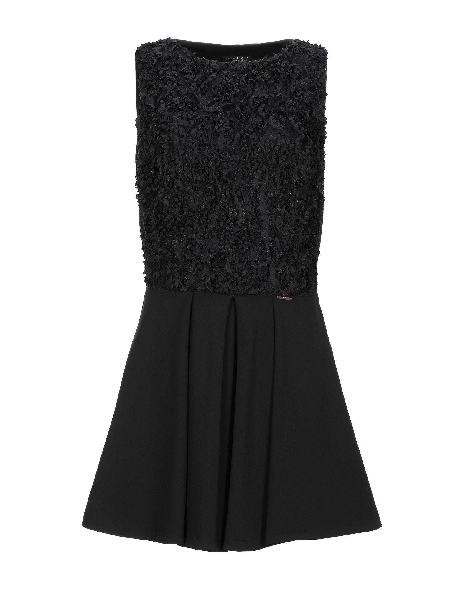 MARY C Короткое платье