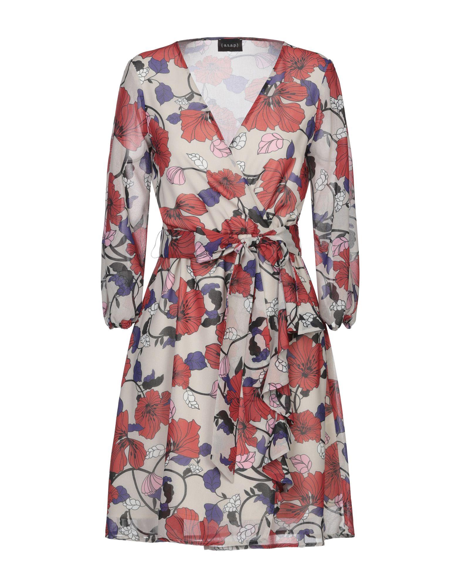 (A.S.A.P.) Короткое платье