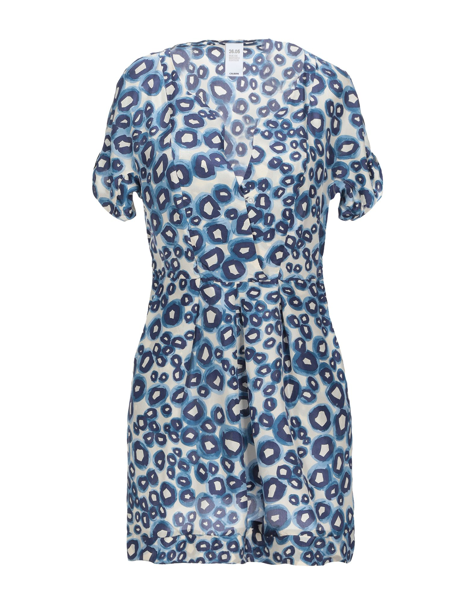 CALIBAN RUE DE MATHIEU EDITION Короткое платье