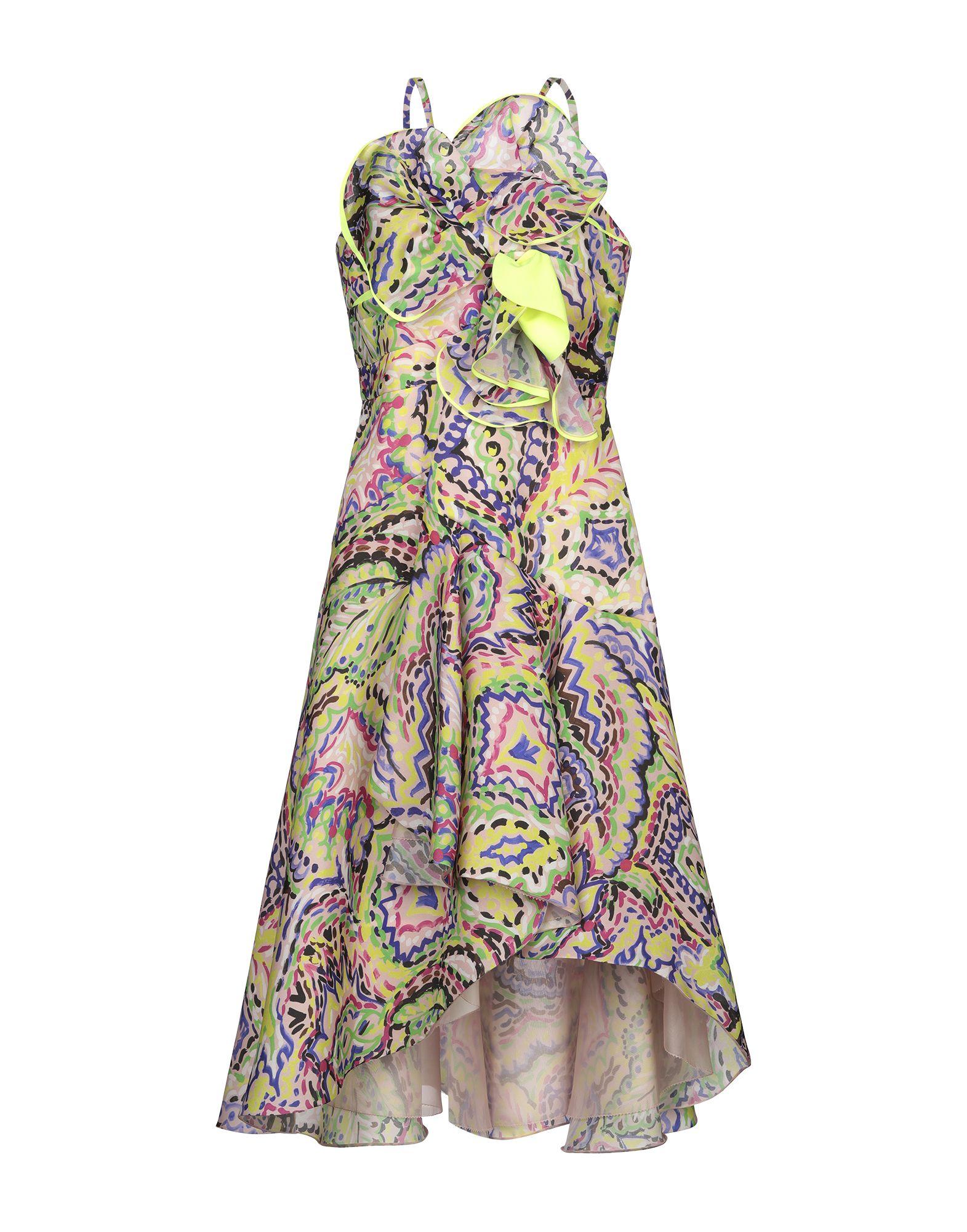 DELPOZO Короткое платье
