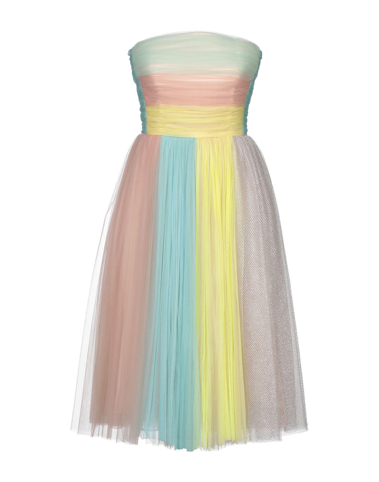 DELPOZO Платье до колена