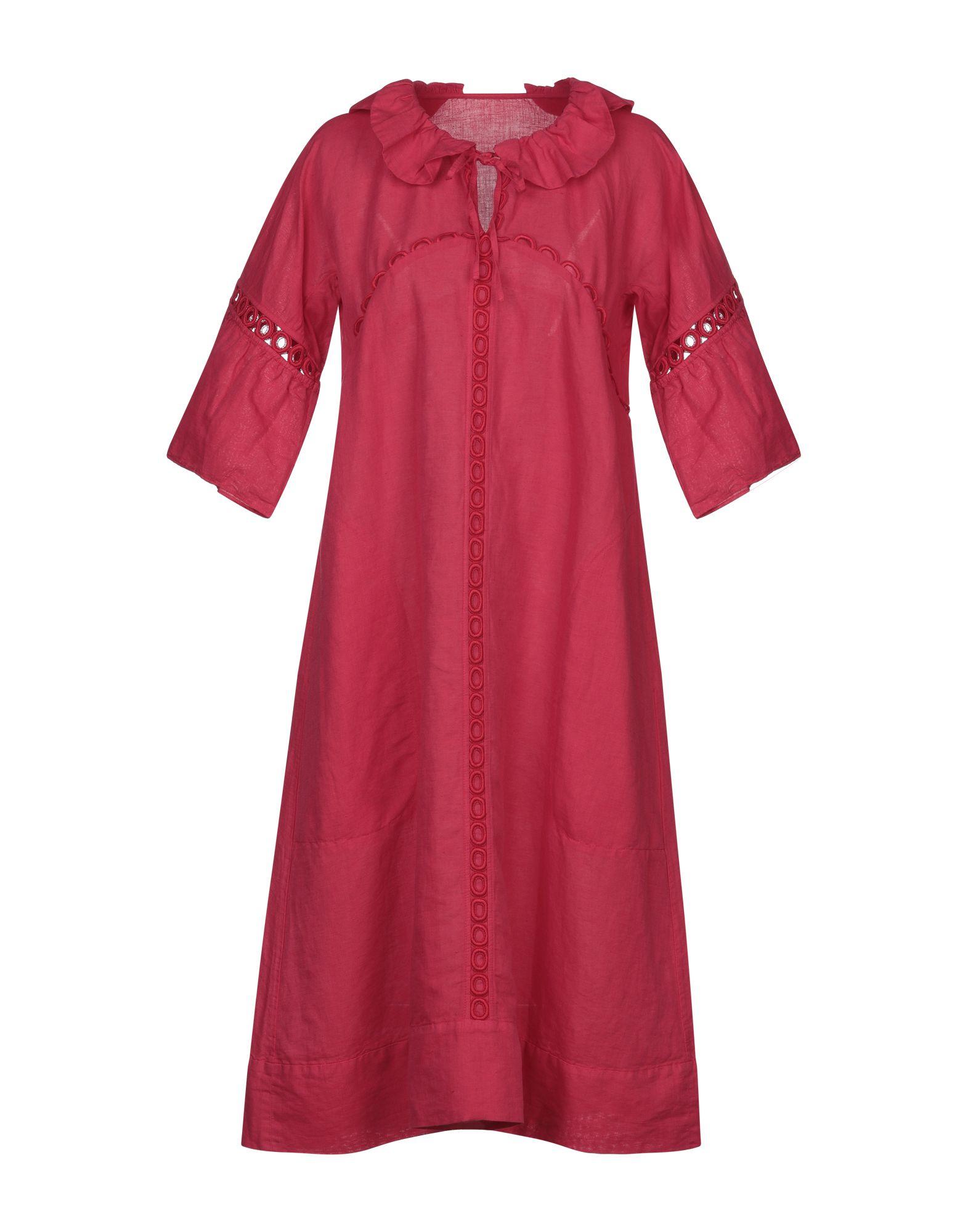 купить TSUMORI CHISATO Платье до колена по цене 22700 рублей