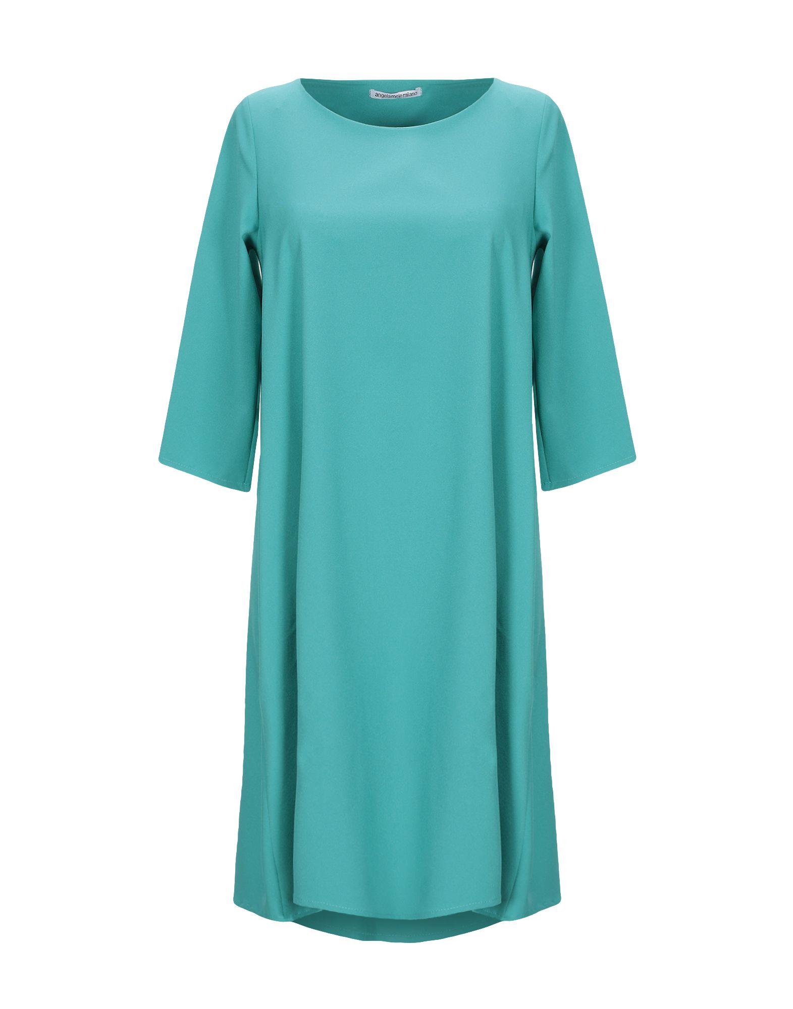 ANGELA MELE MILANO Короткое платье angela davis короткое платье