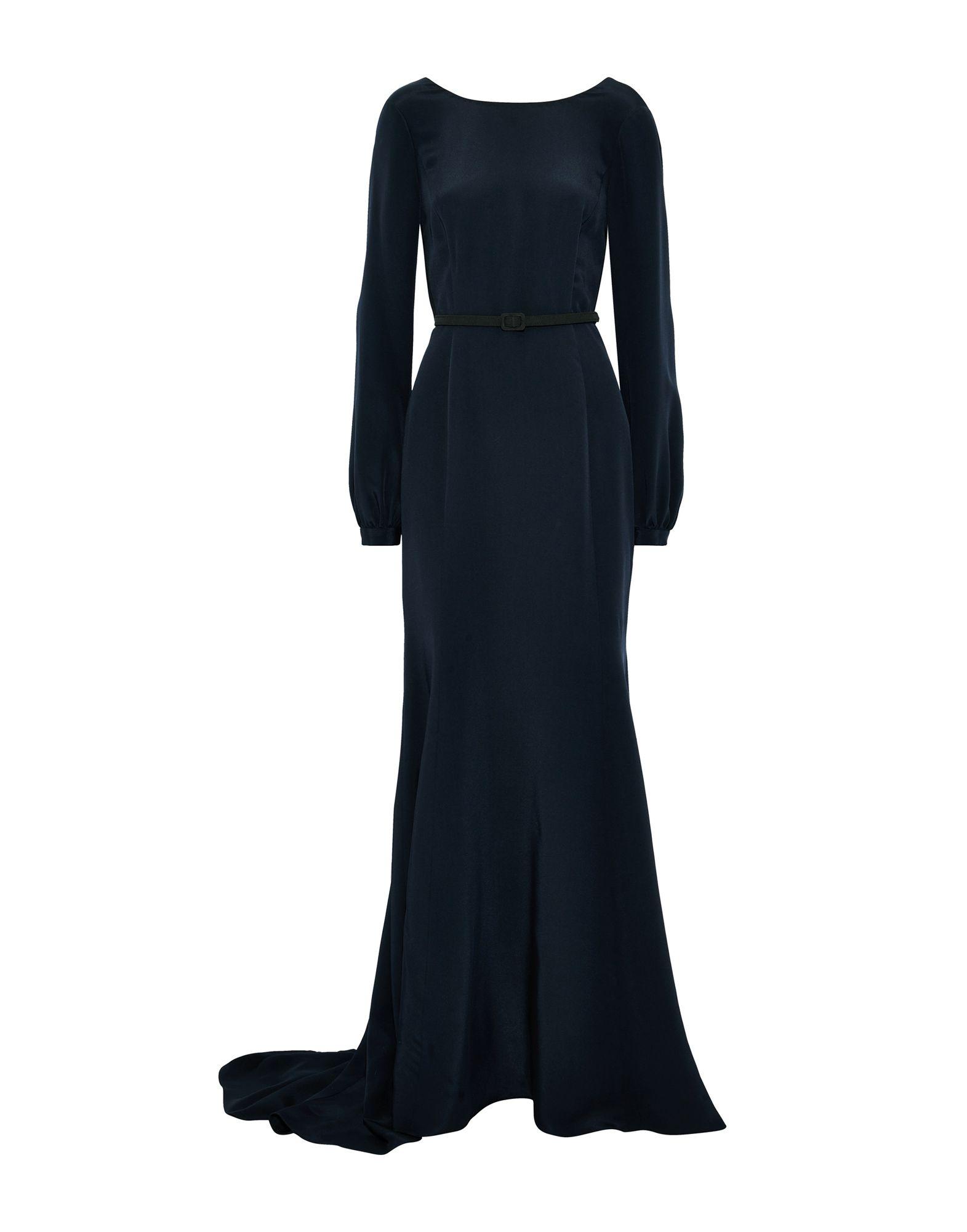 OSCAR DE LA RENTA Длинное платье
