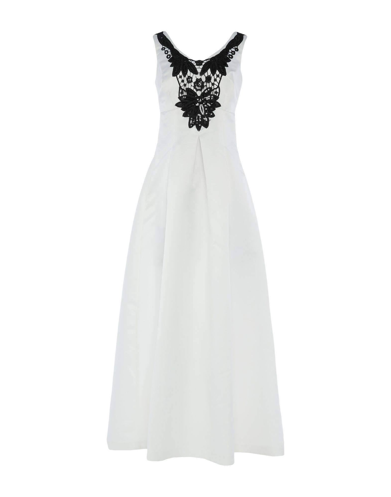 LANACAPRINA Длинное платье