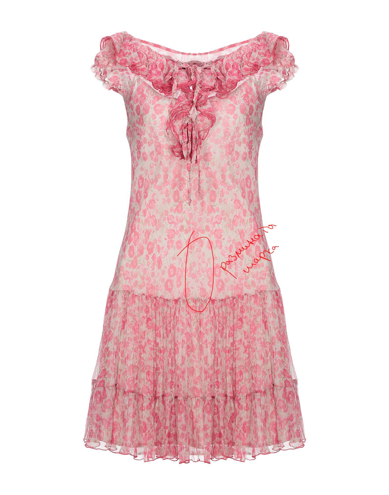 CRISTINAEFFE COLLECTION Платье до колена цена 2017