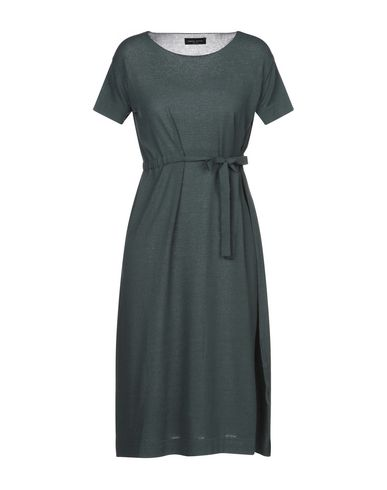 Платье миди ROBERTO COLLINA 34987145UJ
