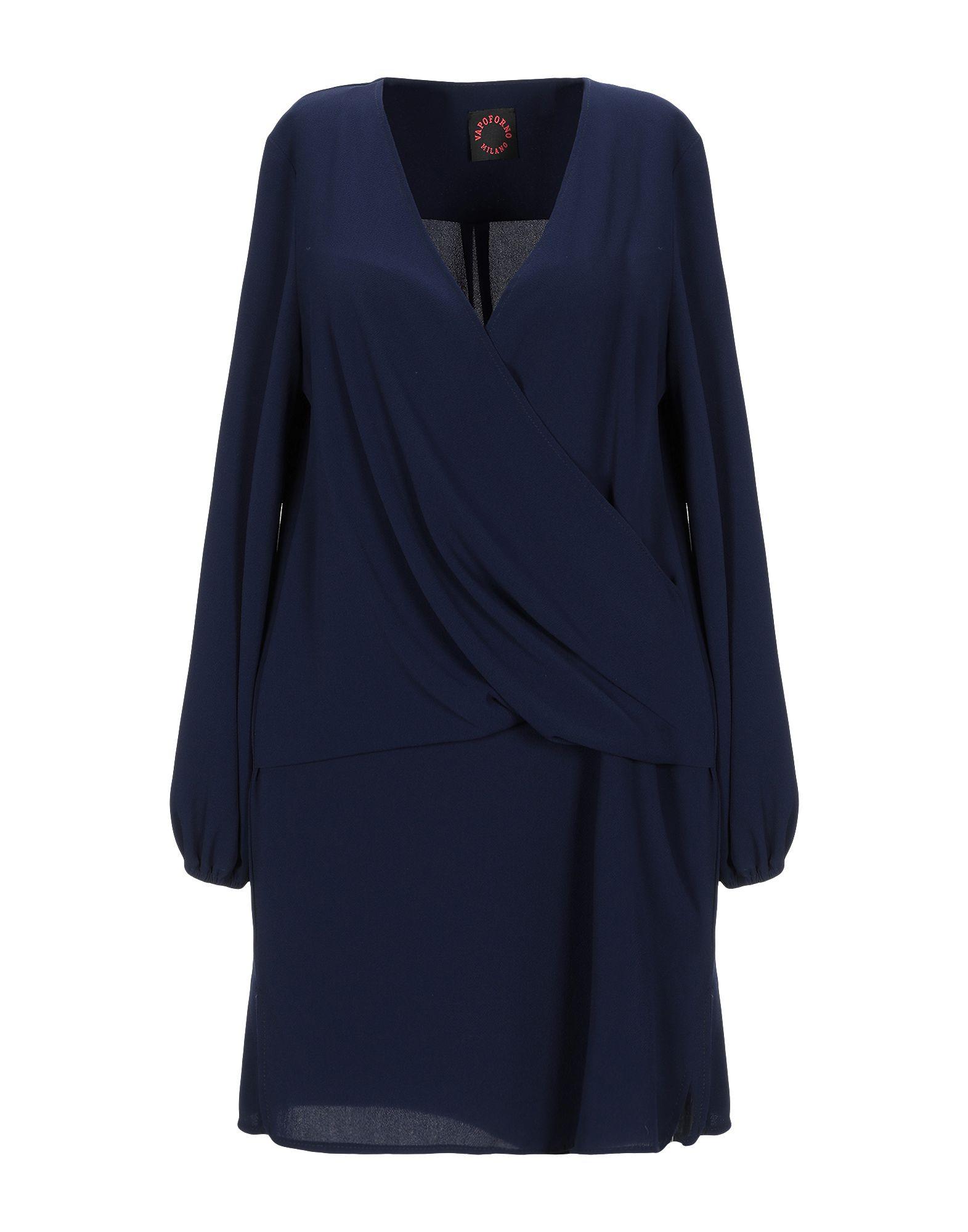 VAPOFORNO MILANO Короткое платье