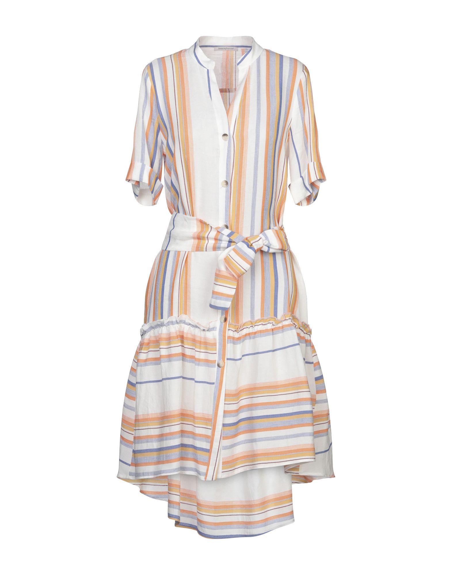 BIANCOGHIACCIO Платье до колена