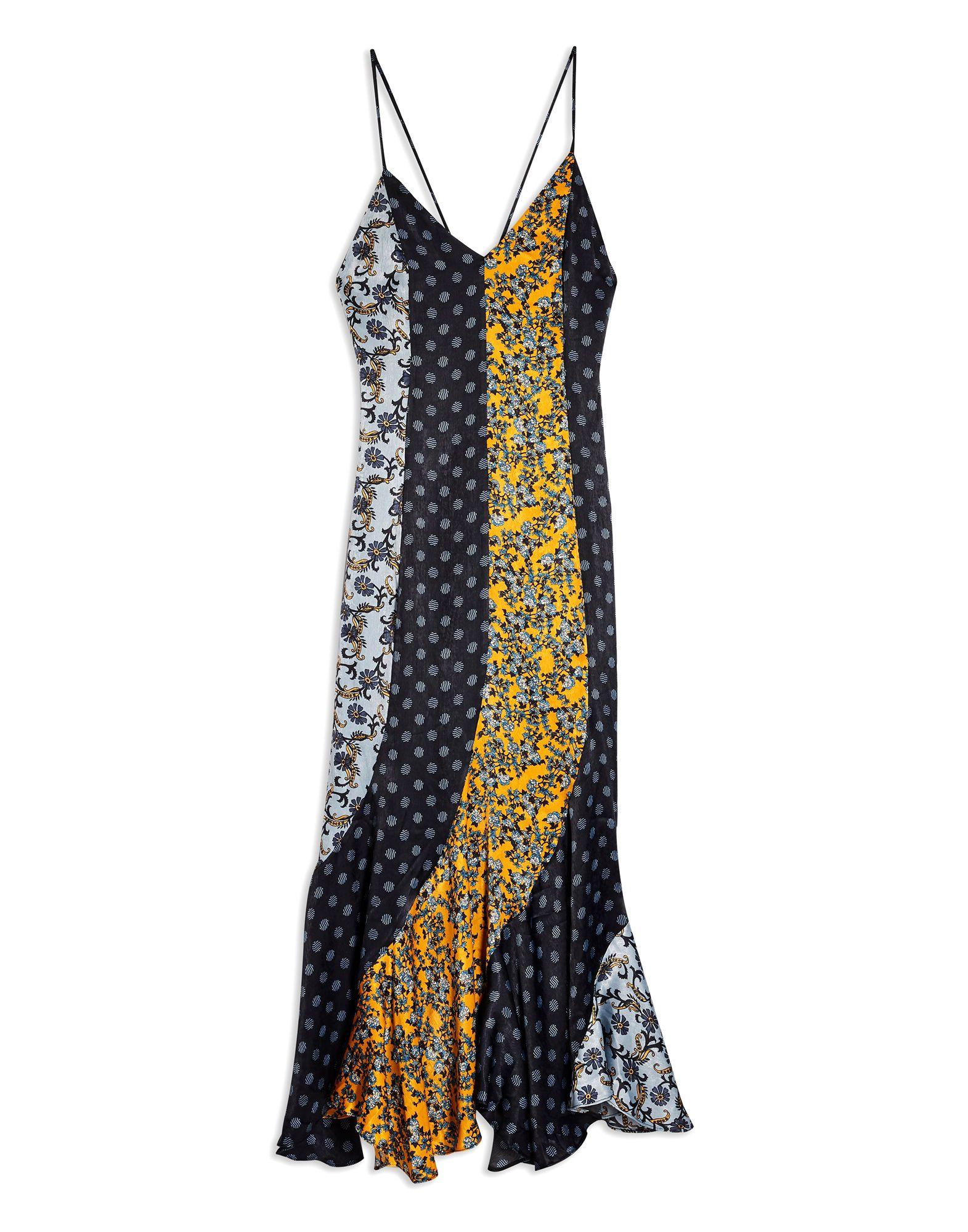 TOPSHOP Длинное платье платье topshop topshop to029ewfstv8