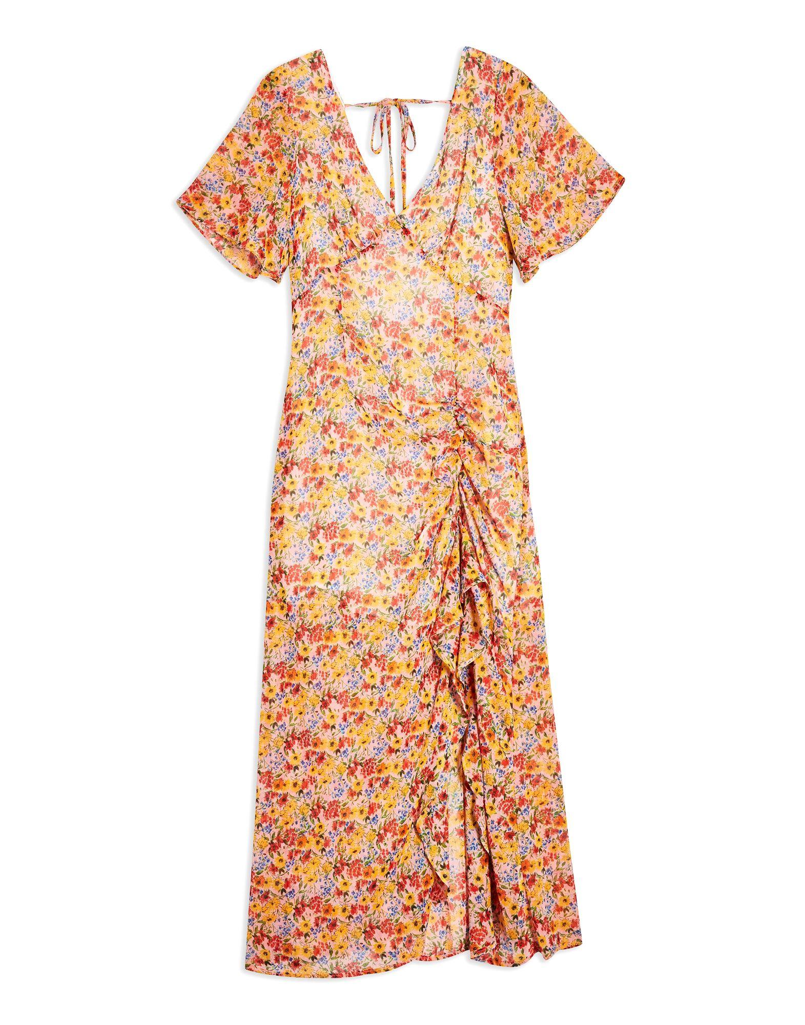 TOPSHOP Платье длиной 3/4 платье topshop topshop to029ewfstv8