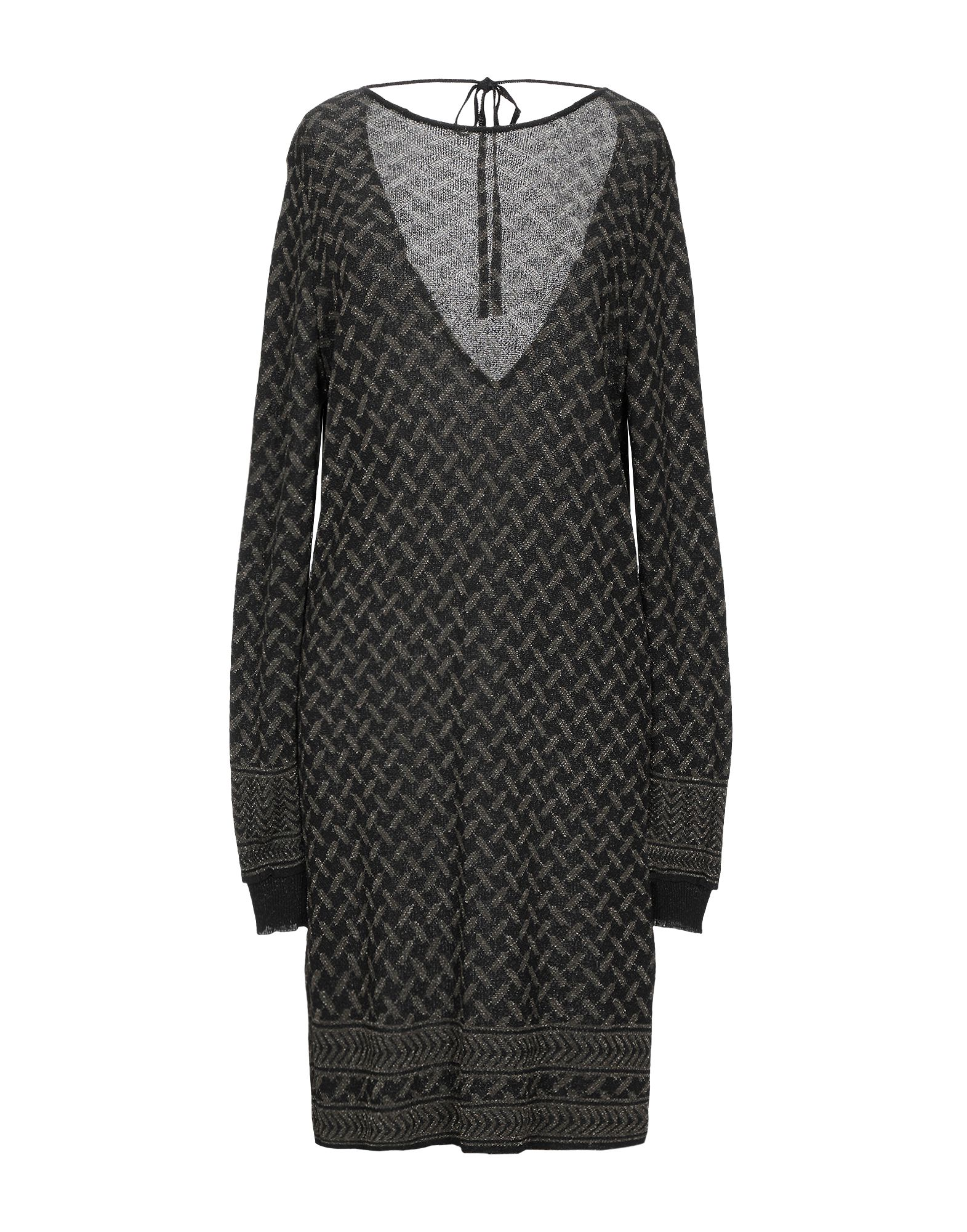 LALA BERLIN Короткое платье lala berlin юбка до колена