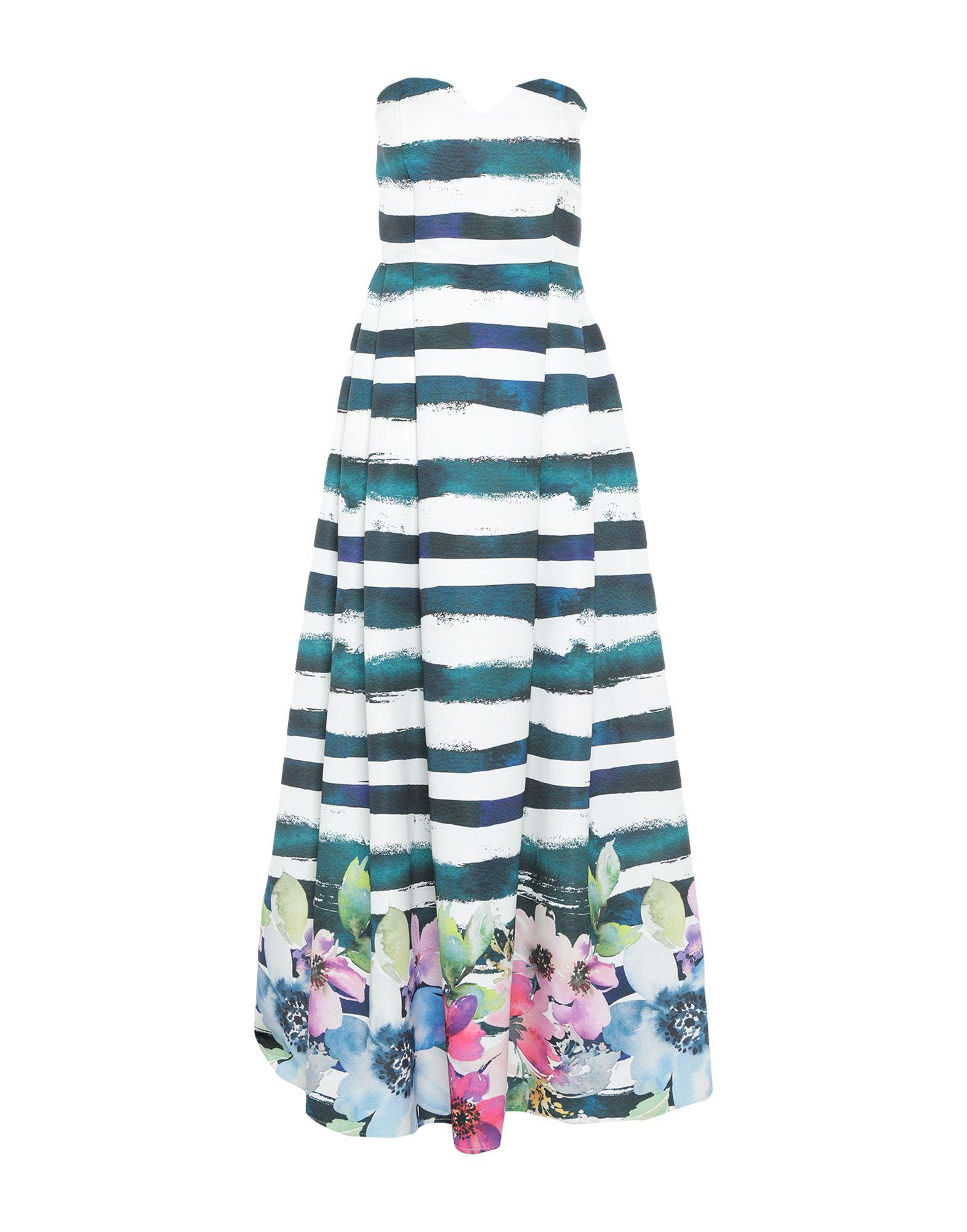 ALESSANDRO LEGORA Длинное платье