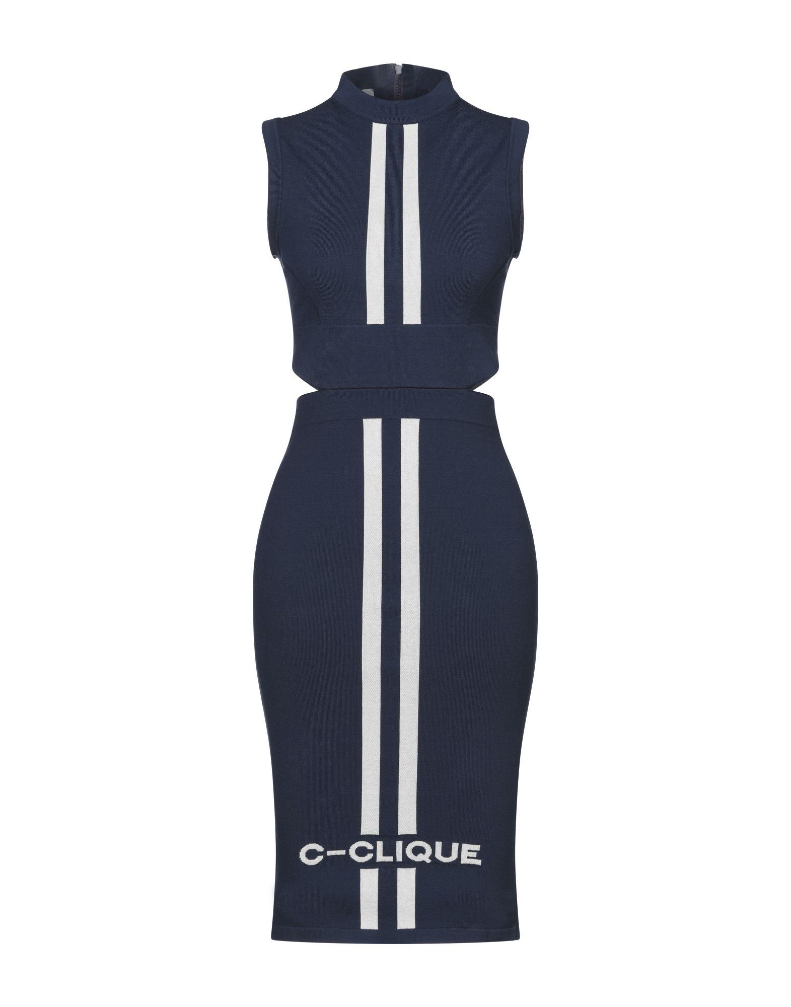 C-CLIQUE Платье до колена