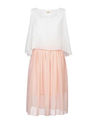 Купить Платье до колена от MOLLY BRACKEN розового цвета