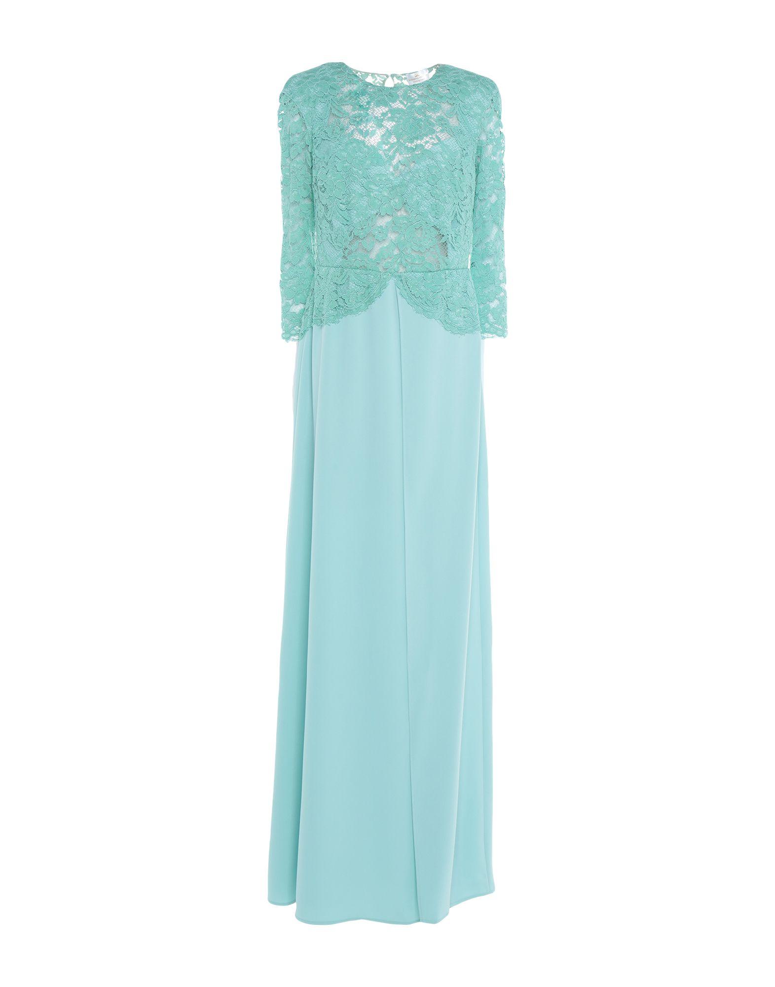 ELISABETTA FRANCHI Длинное платье elisabetta franchi gold длинное платье