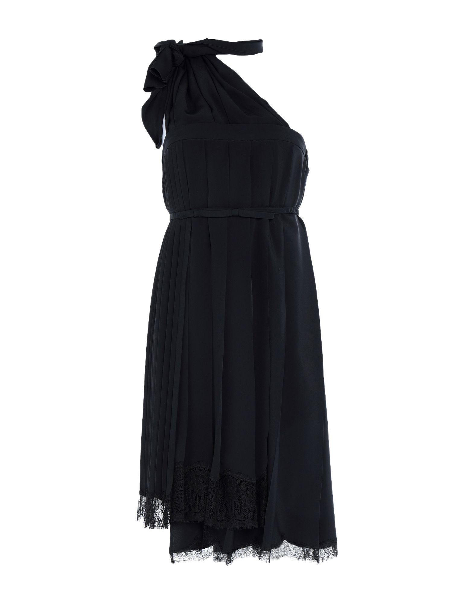 N°21 Платье до колена n°21 ремень