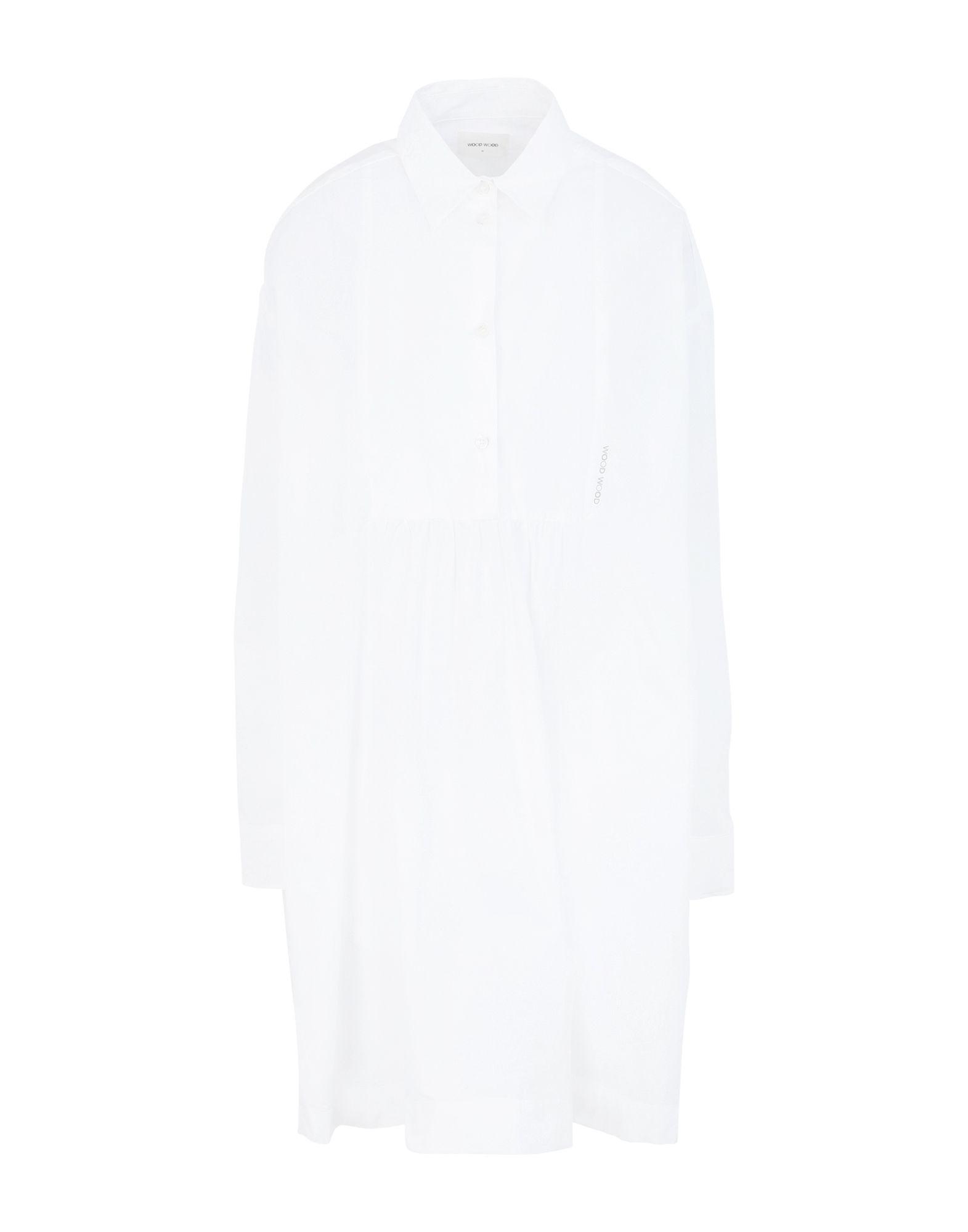 WOOD WOOD Короткое платье