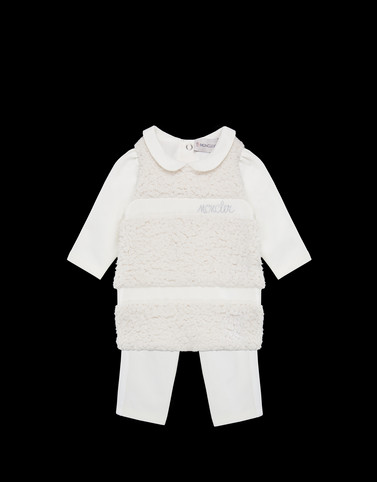 DRESS Ivory Baby 0-36 months - Girl Woman