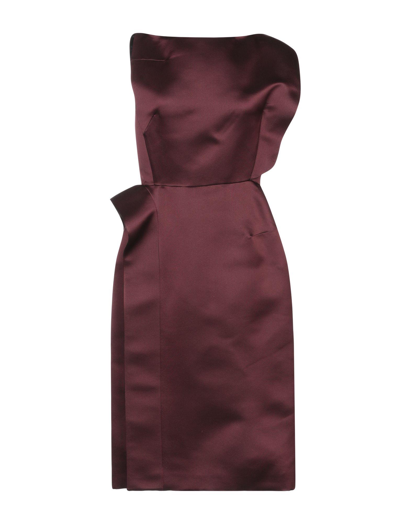 LANVIN Платье до колена