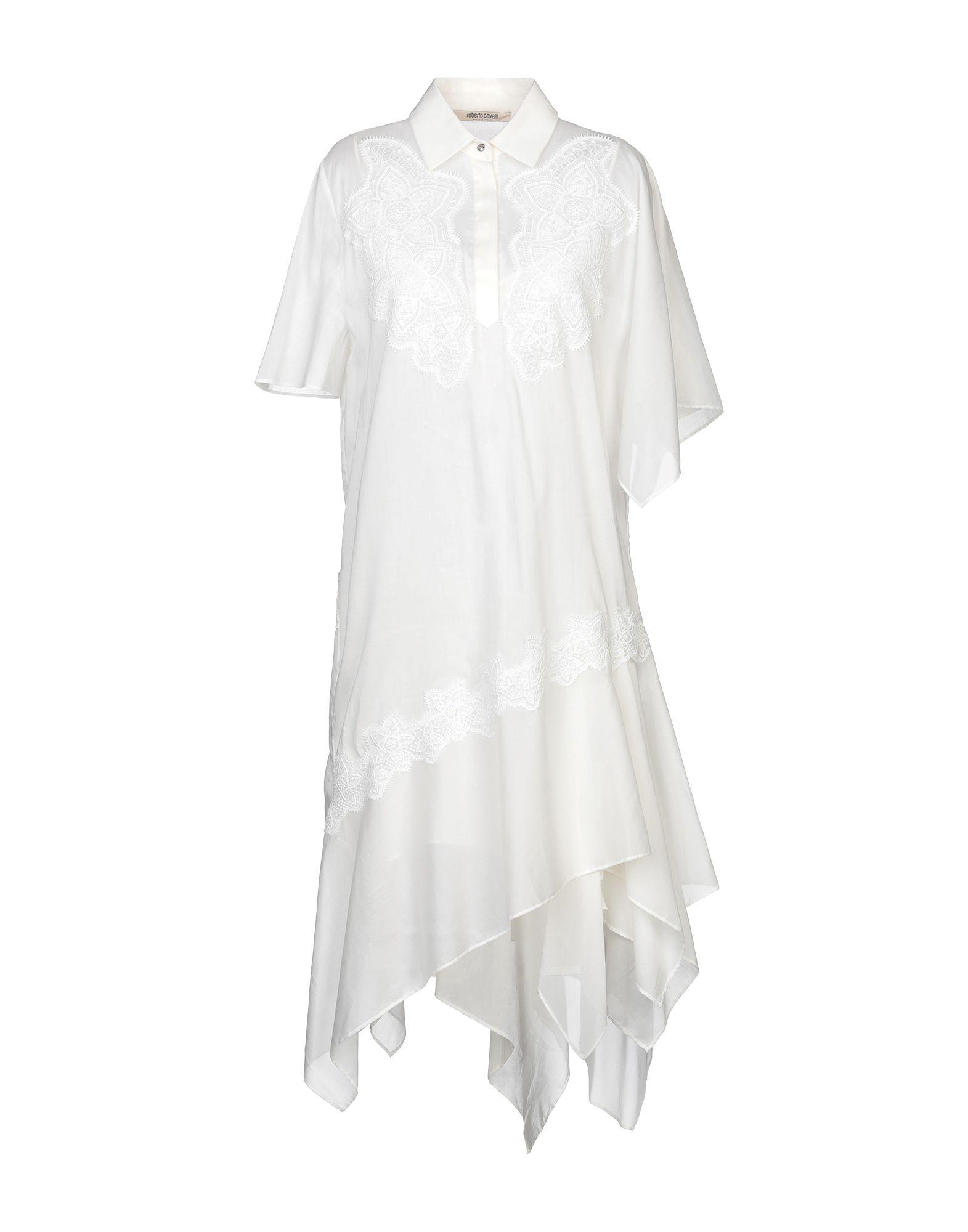 ROBERTO CAVALLI Платье до колена