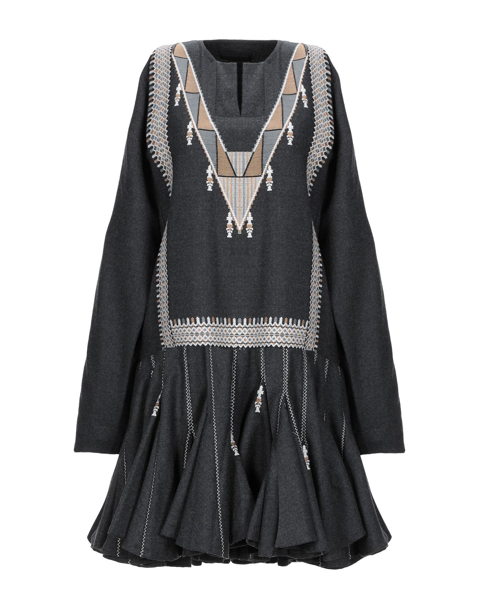 цены DIESEL BLACK GOLD Короткое платье