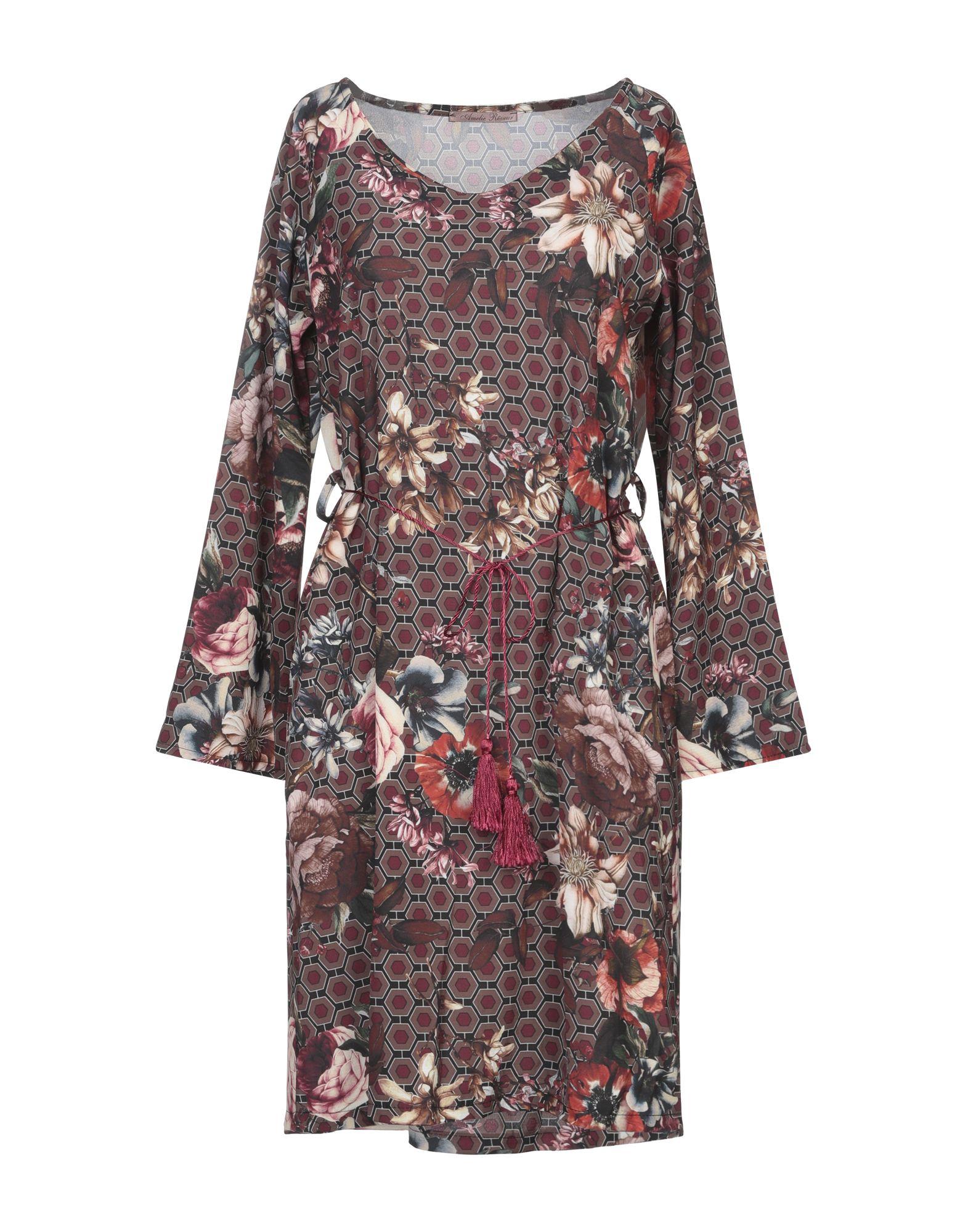 AMELIE RÊVEUR Короткое платье