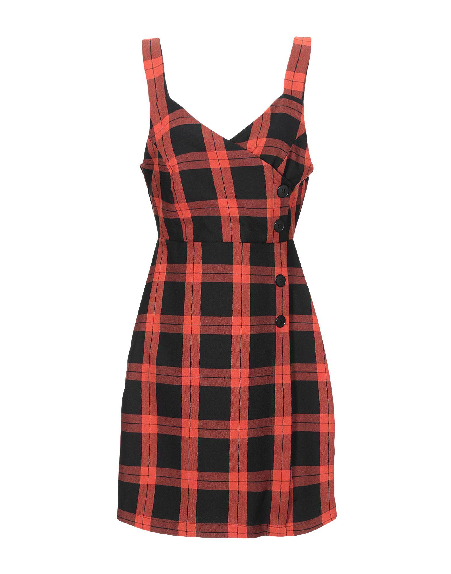 BERNA Короткое платье