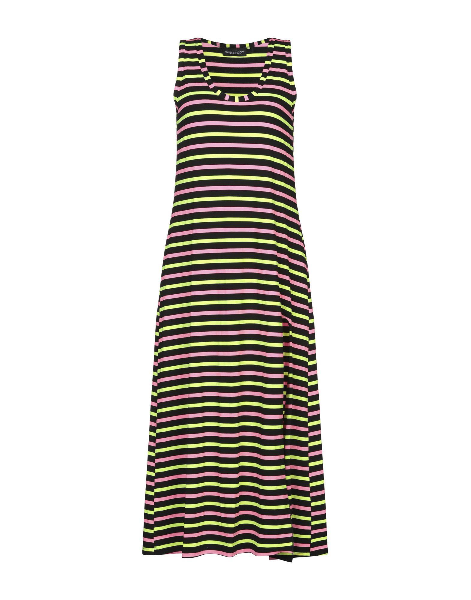 VANESSA SCOTT Платье длиной 3/4
