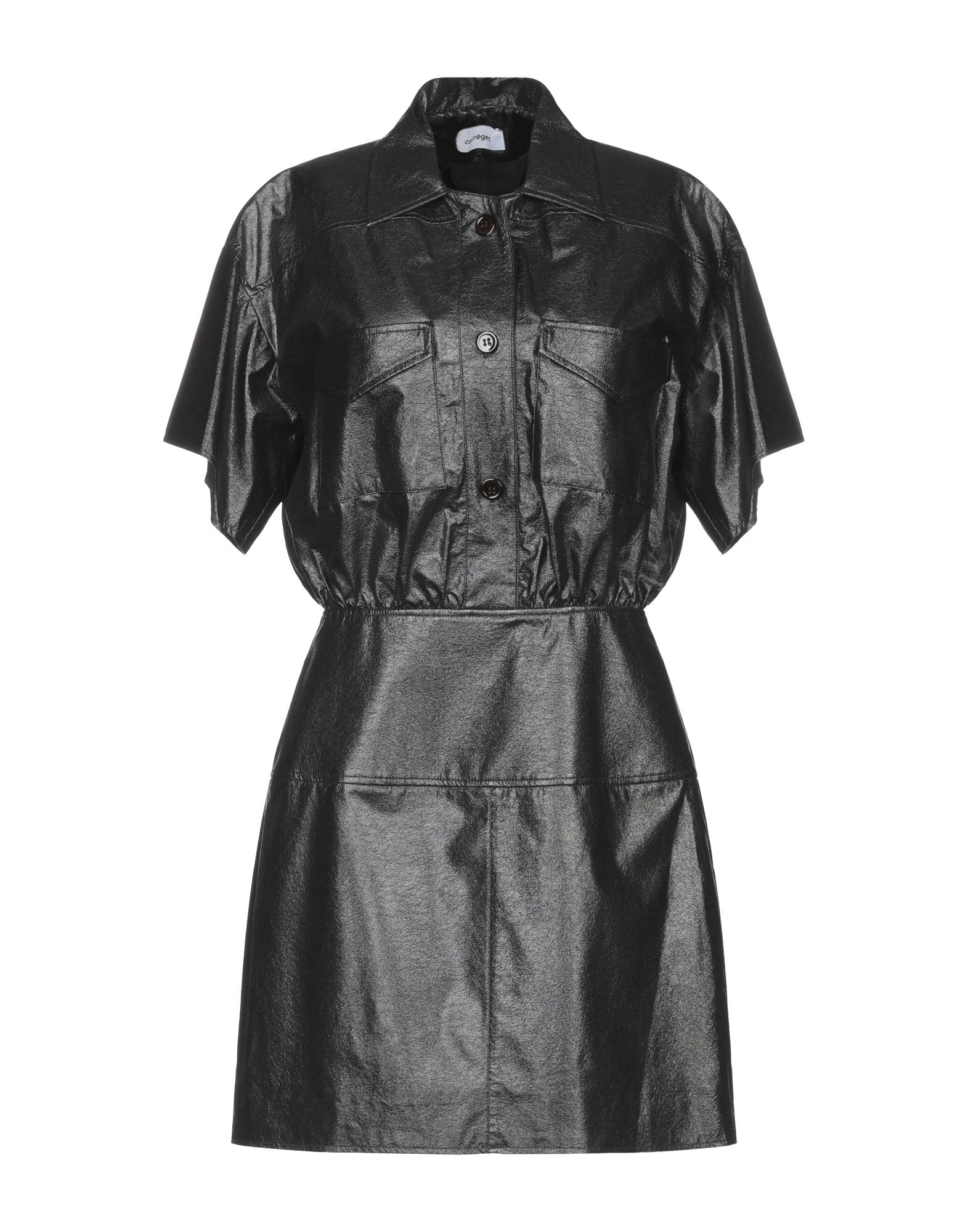 COURRÈGES Короткое платье courrèges пиджак