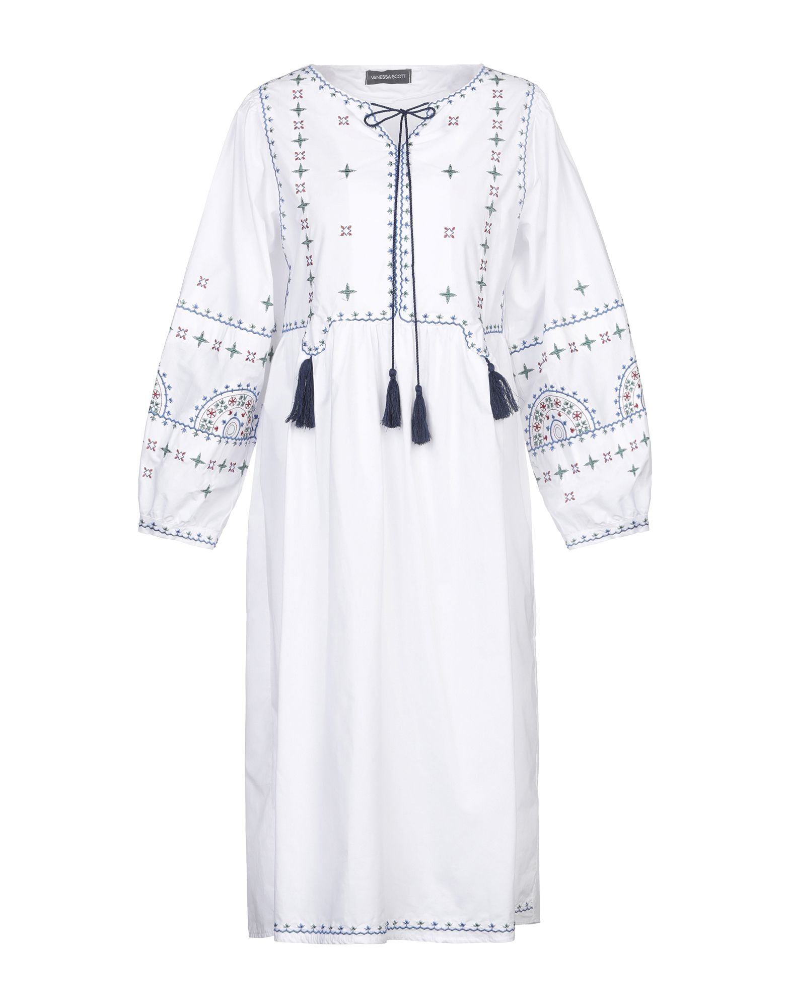 VANESSA SCOTT Платье до колена