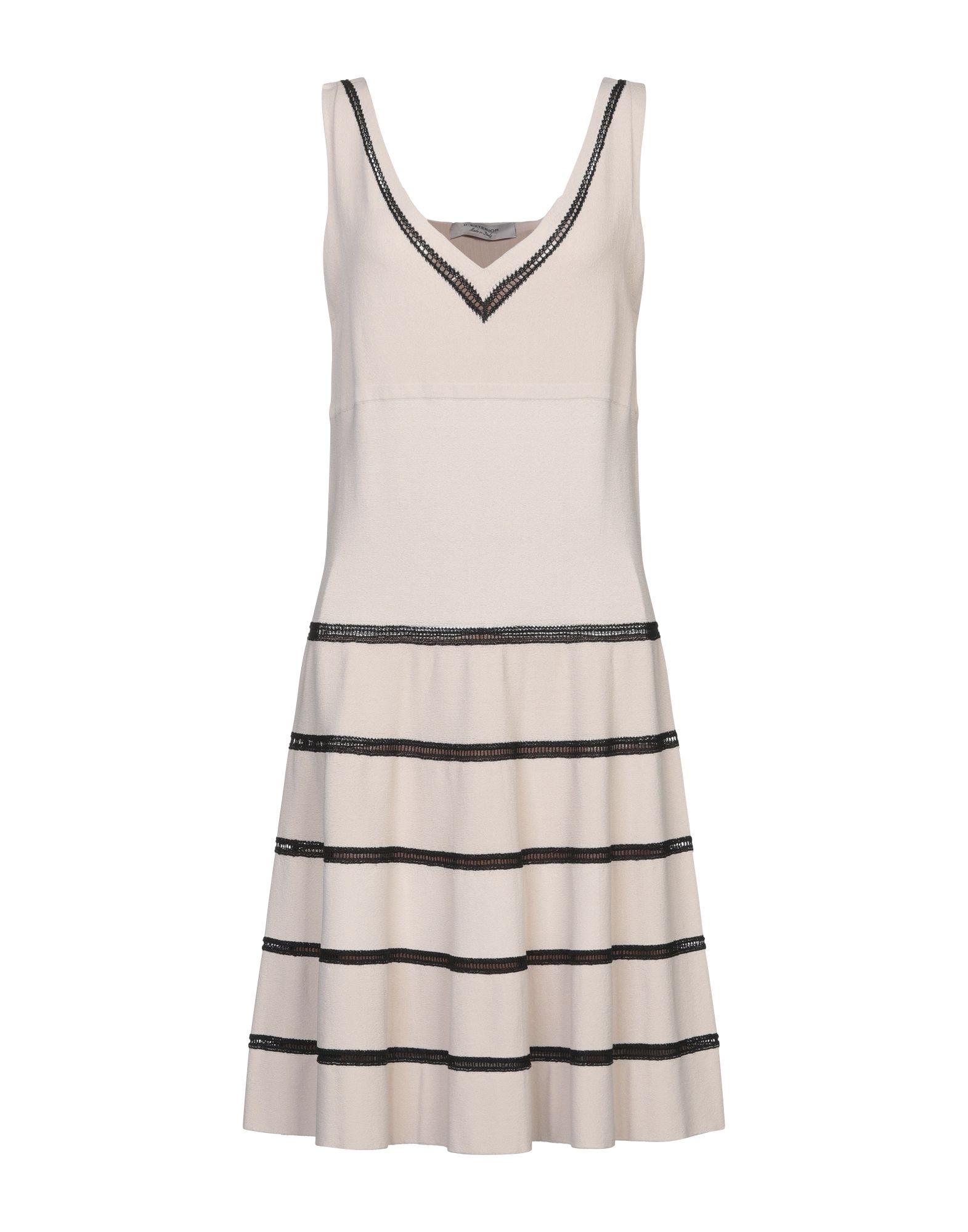 купить D.EXTERIOR Платье до колена дешево