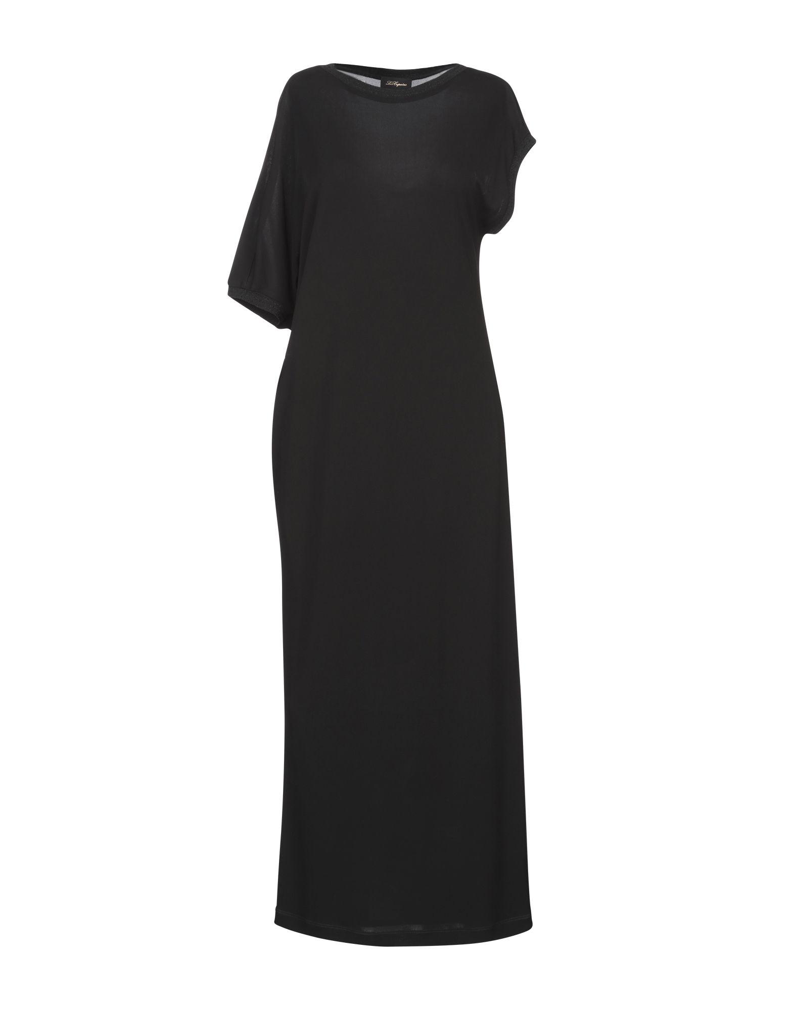 LES COPAINS Платье длиной 3/4 les hommes femme платье длиной 3 4