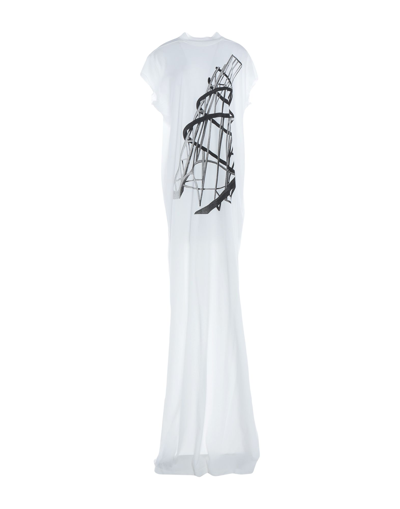 DRKSHDW by RICK OWENS Длинное платье