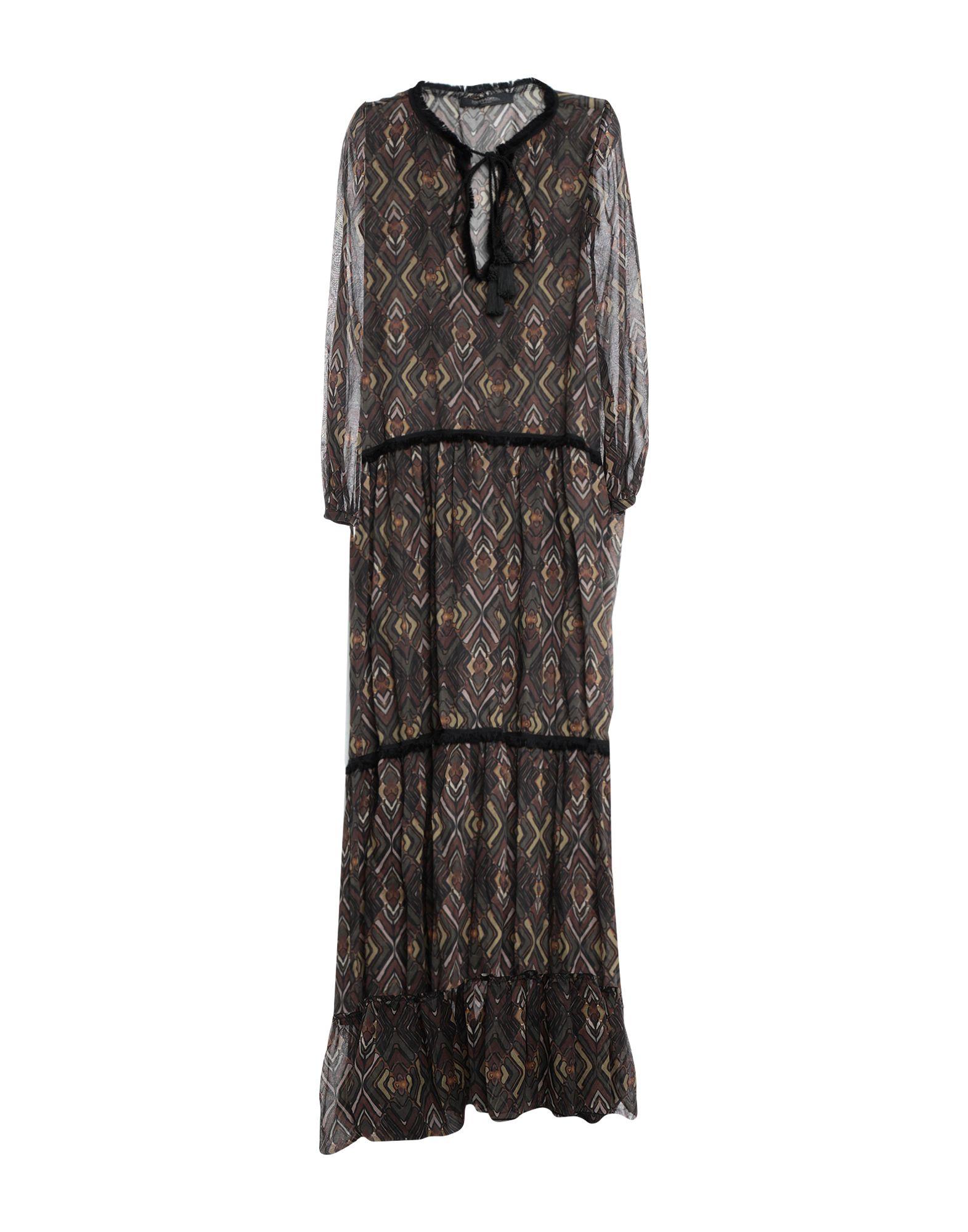 MESSAGERIE Длинное платье