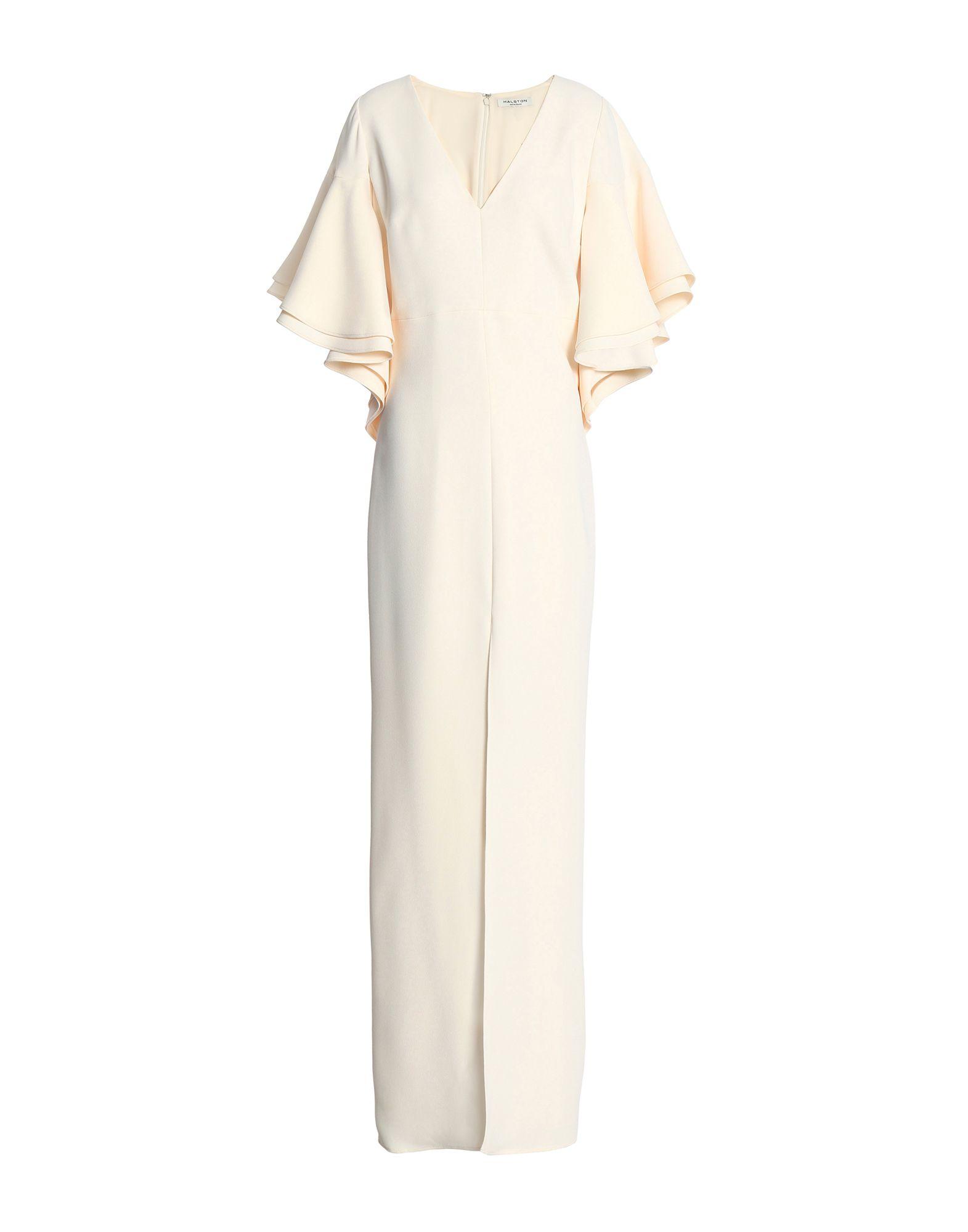 купить HALSTON HERITAGE Длинное платье по цене 22500 рублей