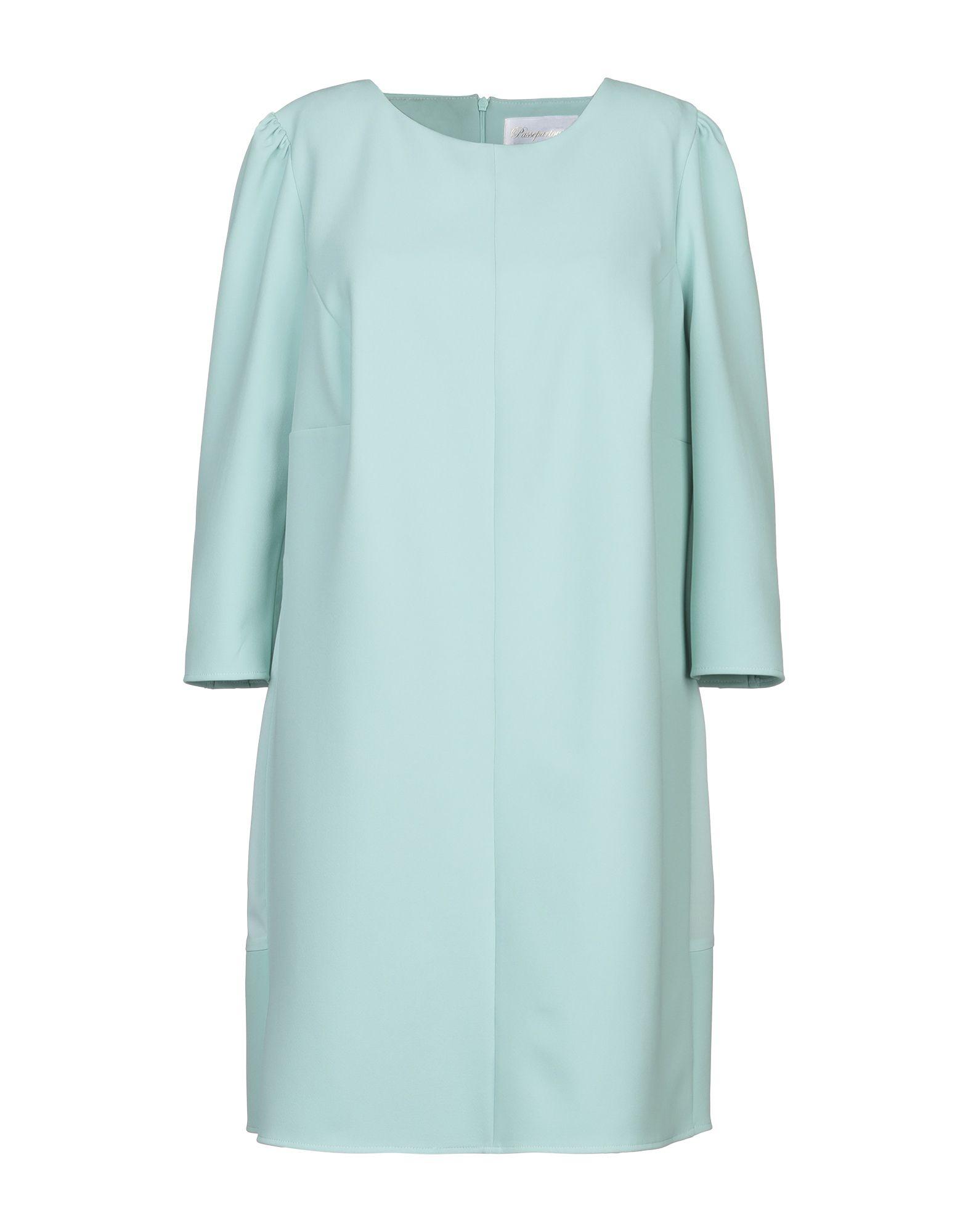 PASSEPARTOUT DRESS by ELISABETTA FRANCHI CELYN b. Короткое платье