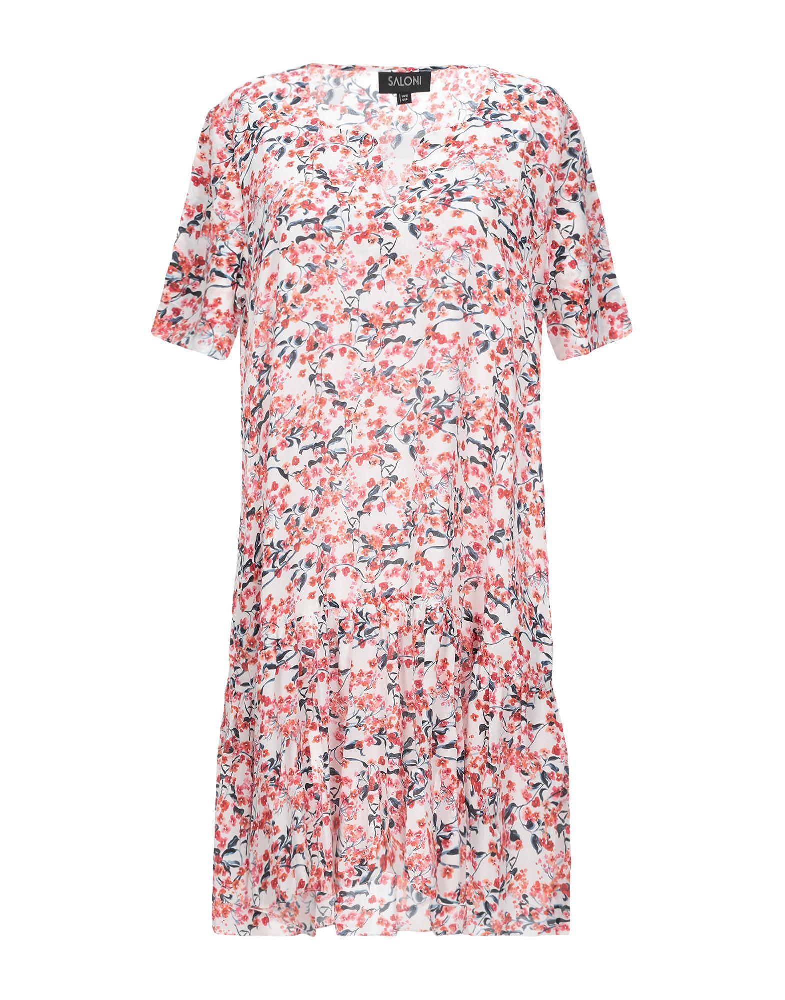 SALONI Короткое платье цена 2017