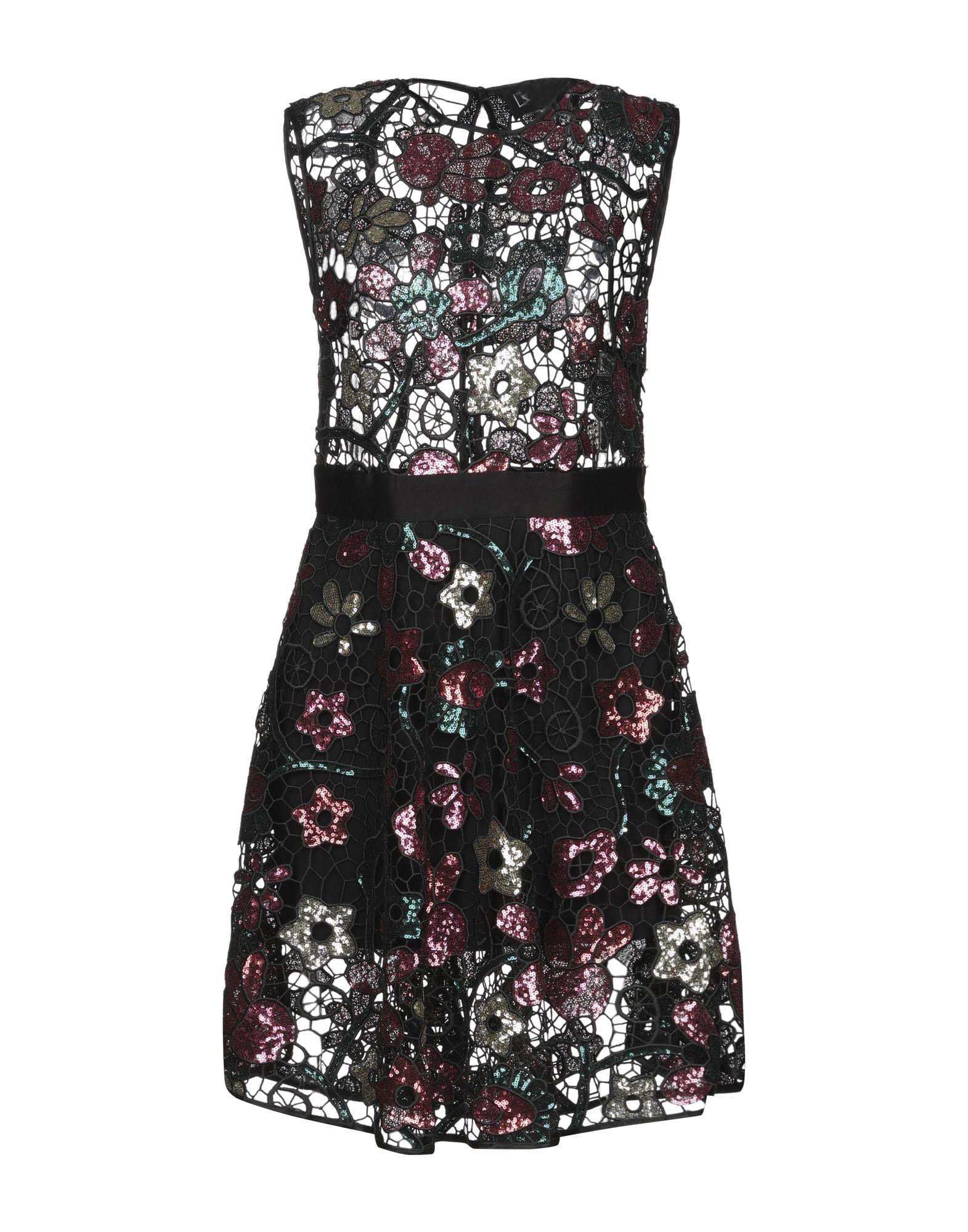 DORIS S Короткое платье цена 2017
