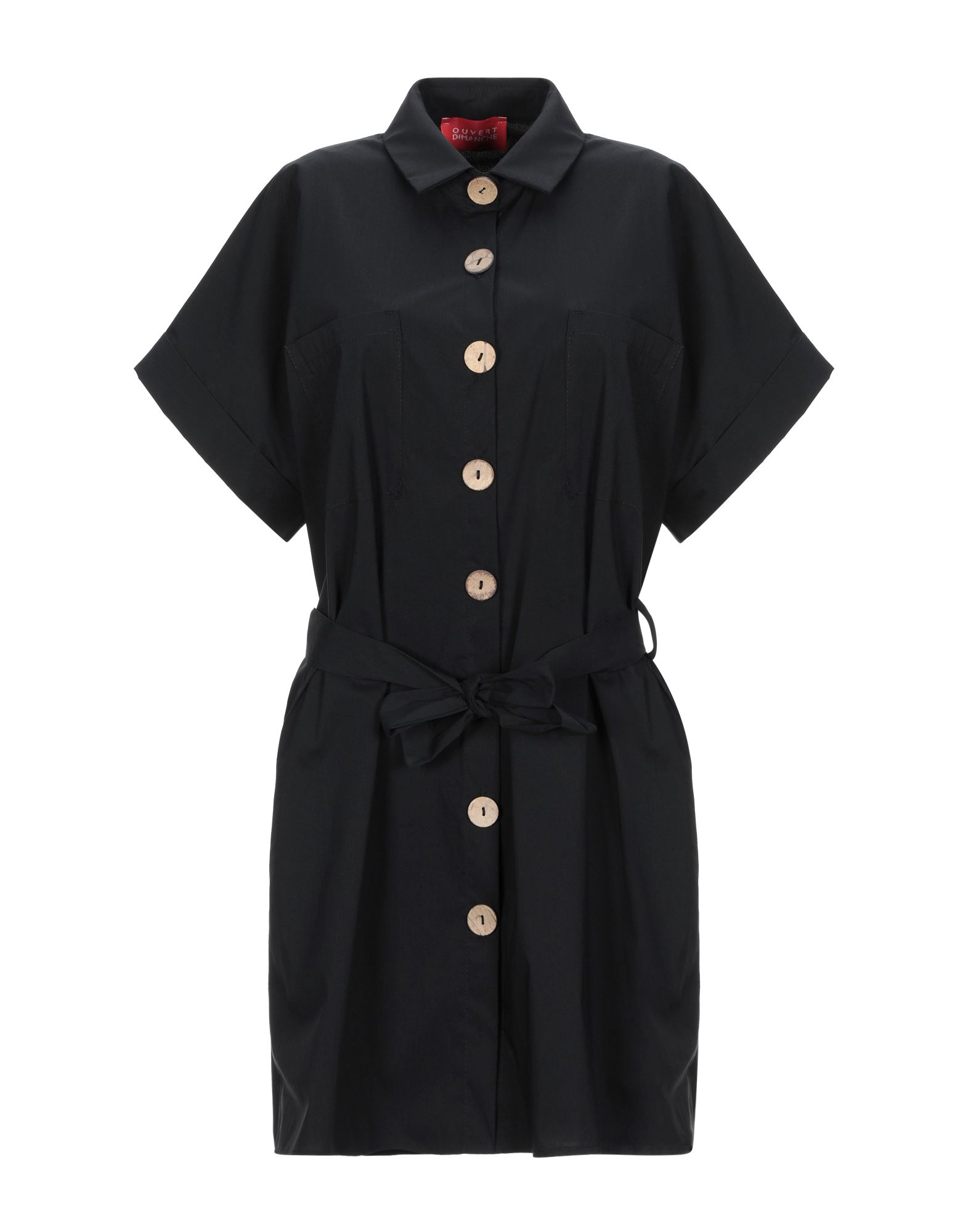OUVERT DIMANCHE Короткое платье