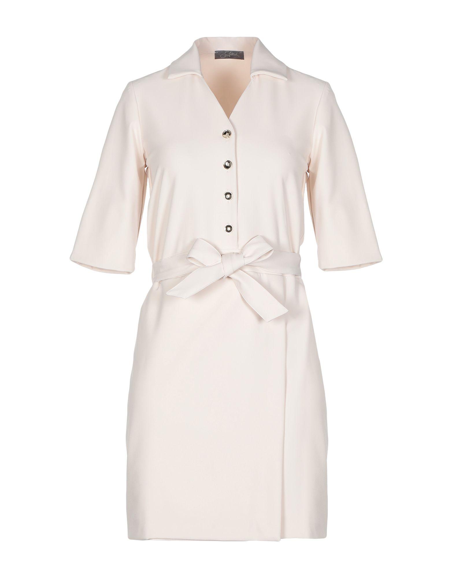 SOALLURE Короткое платье soallure короткие носки