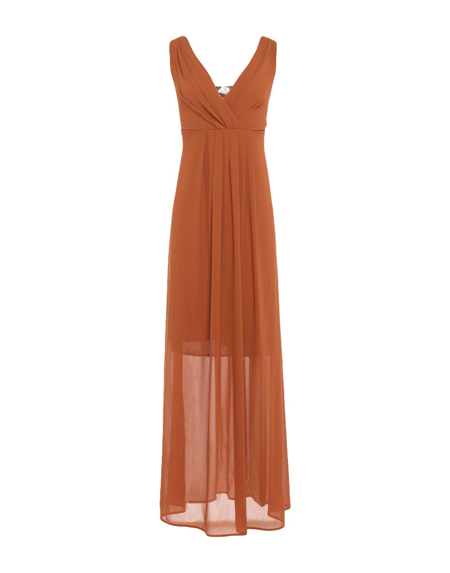 BERNA Длинное платье